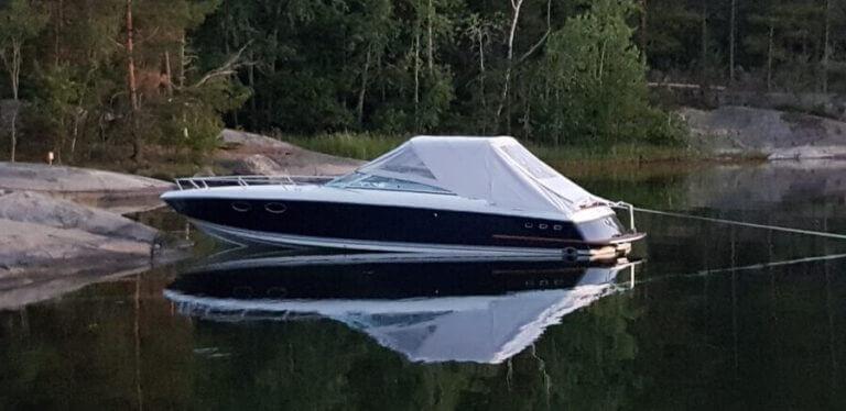 Nytt kapell till dcbåt.