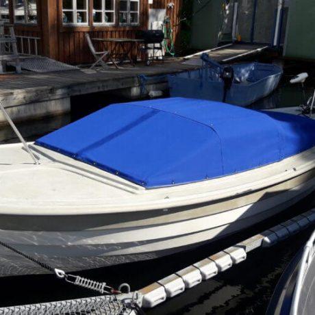 Nytt båtkapell till Saga 20.