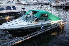 Båtkapell till liten dcbåt.